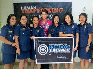 HUuman Trafficking AwarenessTraining