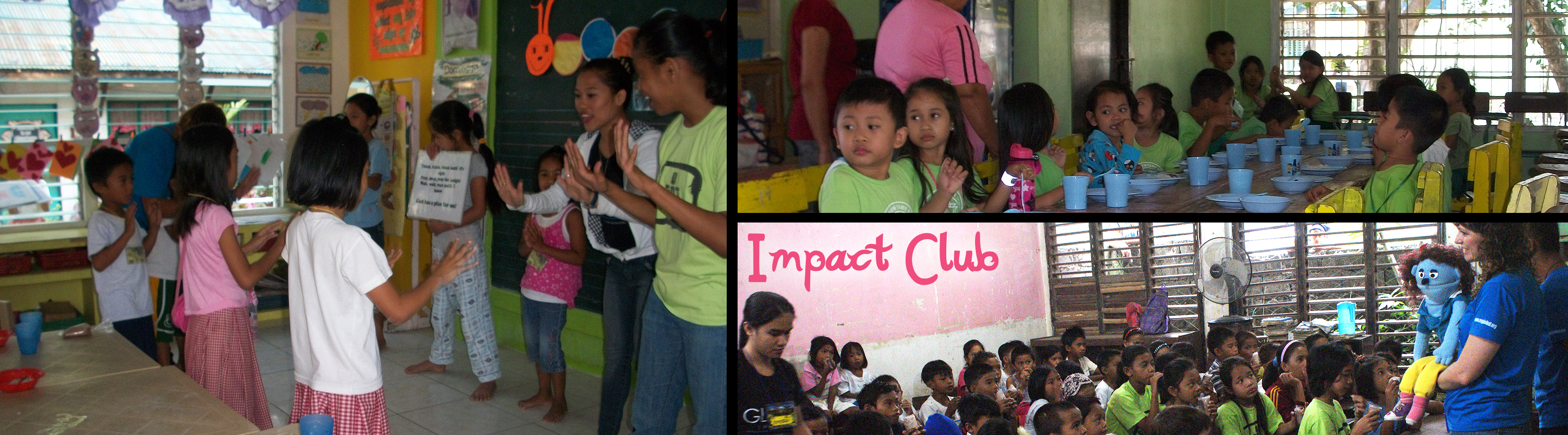 Impact Clubs -Human Trafficking Awareness Program