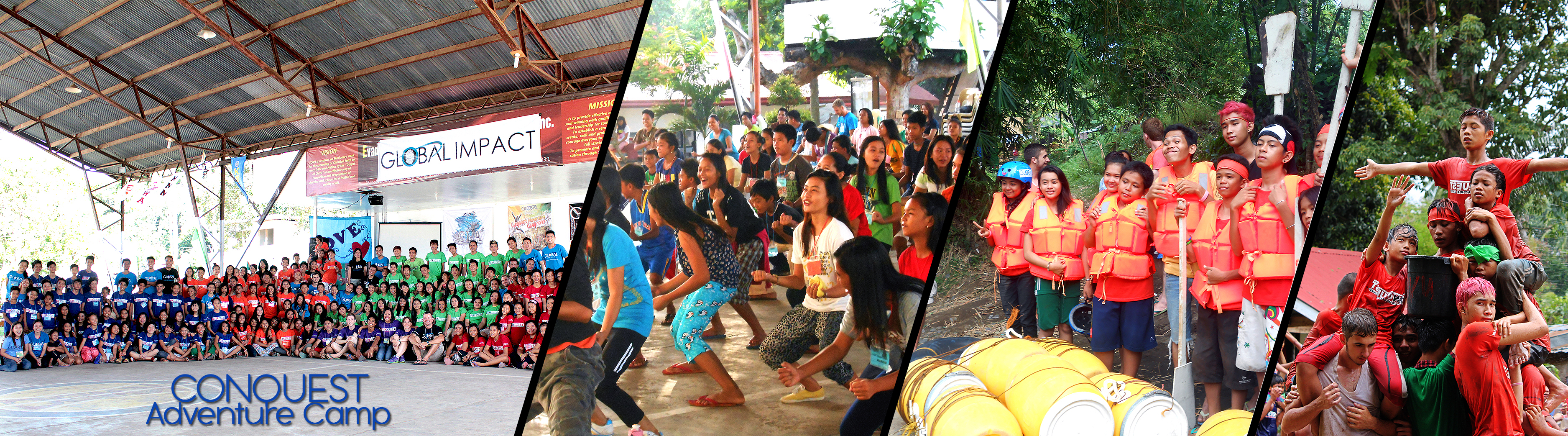 Conquest Adventure Camp - Youth Evangelism Camp